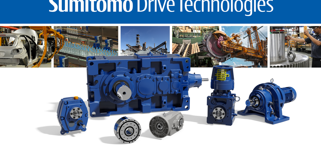 Image of Sumitomo products and Industry images